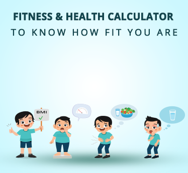 Fitness & Health Calculator